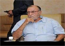Delhi LG अनिल बैजल हुए कोरोना संक्रमित, खुद को किया होम आइसोलेट
