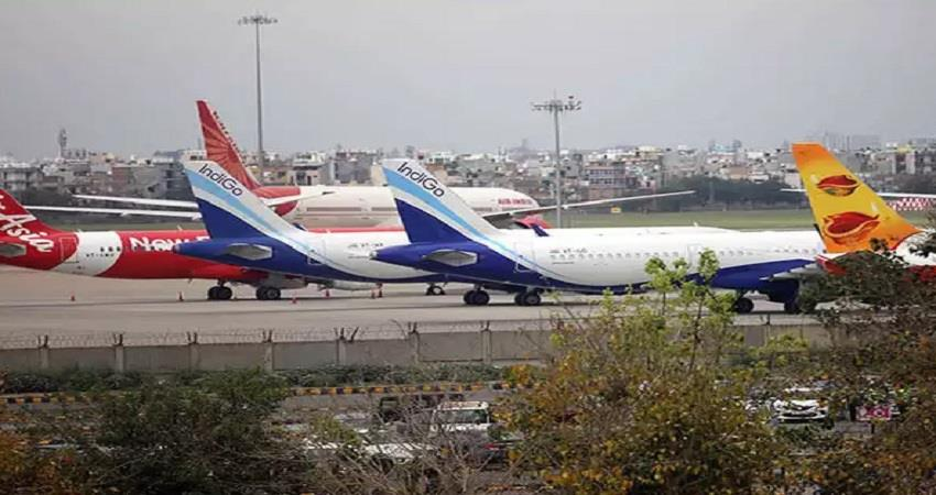 domestic and international airlines suspended till 3rd may lockdown2 pragnt