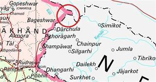 नेपाल सरकार द्वाराभारतीय क्षेत्रों को अपना बताने वाला नक्शा वापस लेने का सही निर्णय