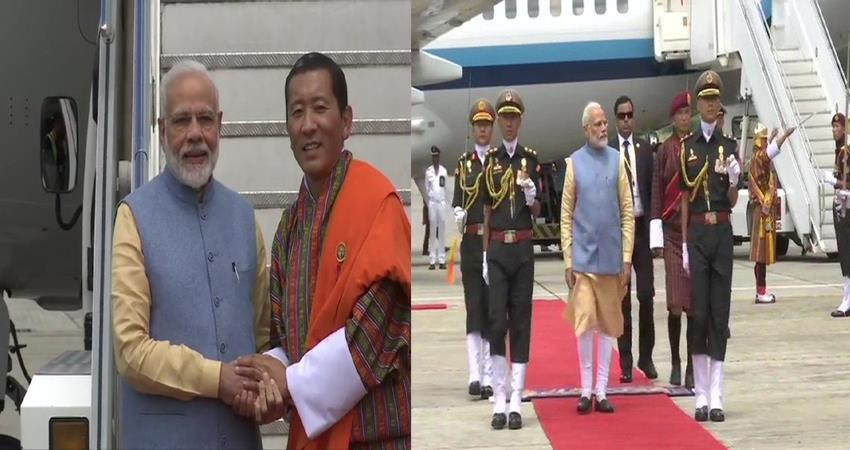 why china have problem with india-bhutan friendship