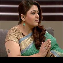 अभिनेत्री खुशबू का बड़ा हमला, कहा- घर में पोर्क खाऊ या बीफ BJP को क्या दिक्कत