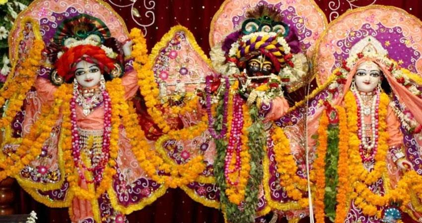 janmashtami 2020: lord krishna looks unique in these temples, you will also be enchanted