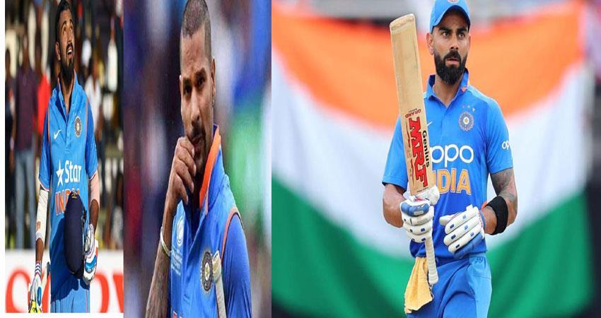 australia-series-captain-kohli-said-this-about-dhawan-rahul