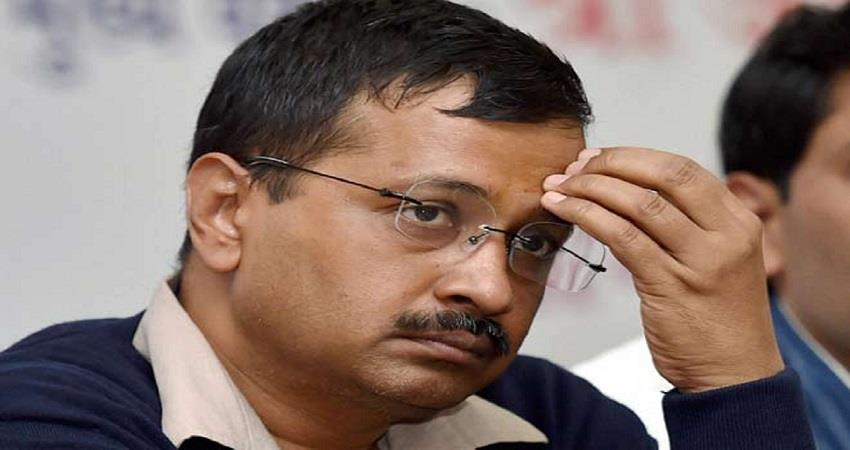 opposition slams on kejriwal govt seeking help of 5 thousand crores from center kmbsnt