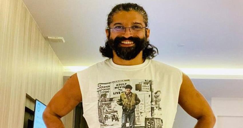 Breaking: Farhan Akhtar is shooting for an international project of Marvel Studios - farhan khan shooting for marvel studios sosnnt