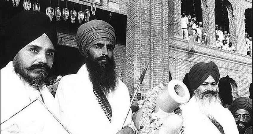 pakistan kartarpur sahib guru nanak dev official song jarnail singh bhindranwale