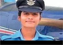 चाय वाले की बेटी बनी वायुसेना में पायलट, कहा- पिता से सीखा मुश्किलों का सामना करना