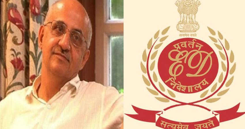 Enforcement Directorate raids premises linked to human rights activist Harsh Mander