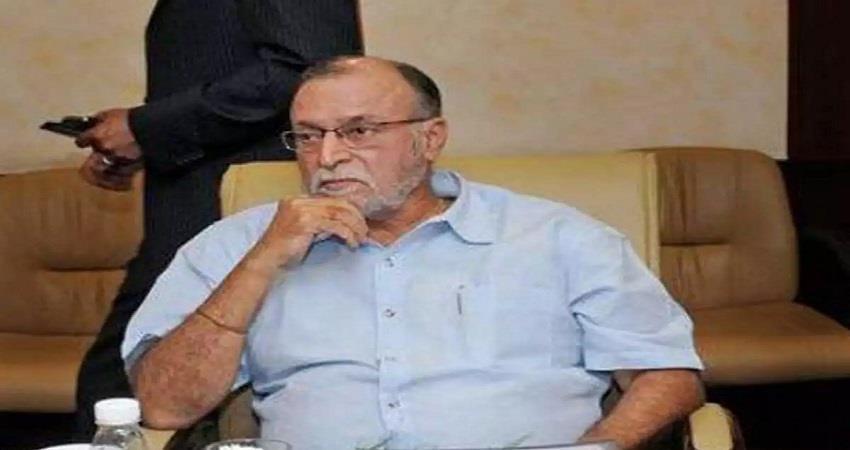 Delhi L GAnil Baijal today reviewed COVID Situation in Delhi KMBSNT
