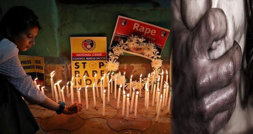 why politics on rape delhi