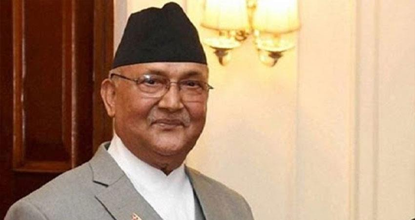 nepal pm kp oli resignation he meets president djsgnt