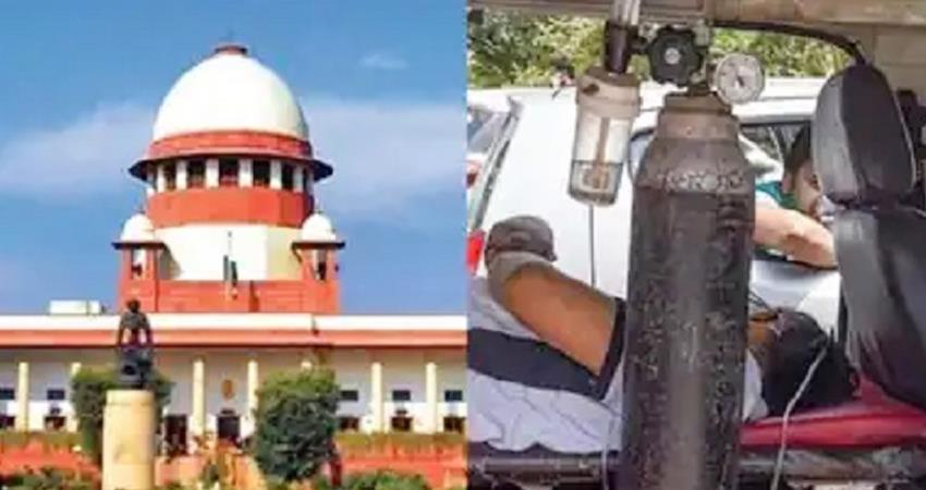ntf told the supreme court like petrol stock of oxygen is also necessary prshnt