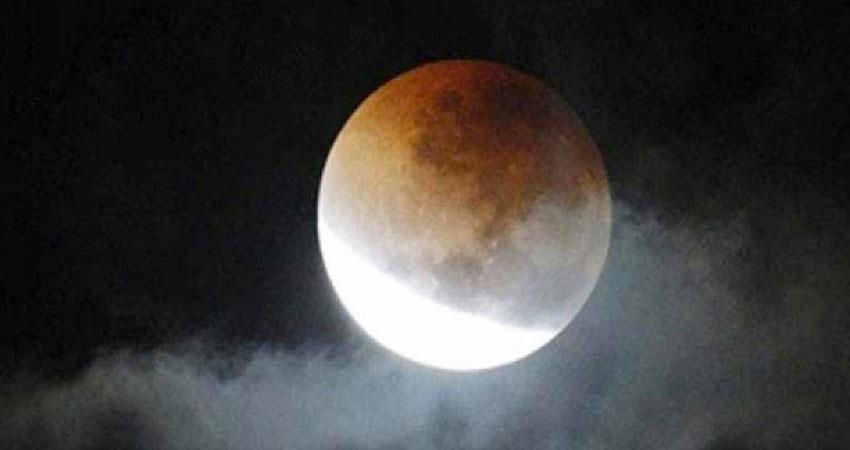 lunar eclipse is going to be done for the third time in a year do not forget this work prshnt