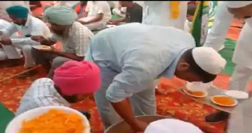 agriculture bill punjab viral video protest farmer sobhnt