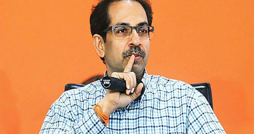 uddhav thackeray said  i am silent it does not mean that i do not have the answer  pragnt