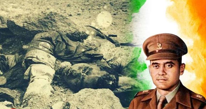 after indo china war bodies of the soldiers were found in the snow