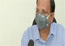 दिल्ली में बाहर से आने वाले मरीजों के कारण चरमरा सकती है स्वास्थ्य व्यवस्था- सत्येंद्र जैन
