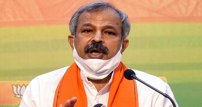 delhi bjp state president adesh gupta tested coronavirus positive pragnt