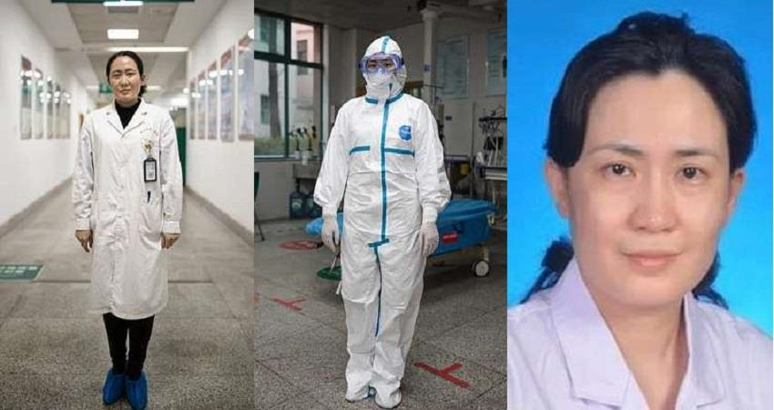 corona virus wuhan doctor speak out now disappeared china hiding its reality prsgnt