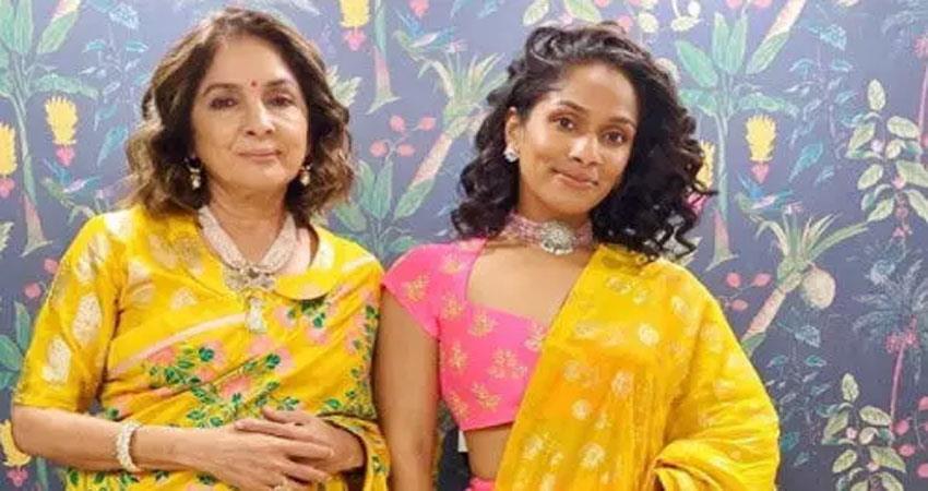 neena gupta daughter made a big disclosure said - boys remove my innerwear at school anjsnt