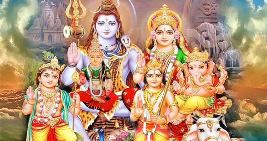 parents and acharyas are the forms of lord brahma vishnu and mahesh pragnt
