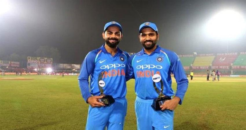 virat kohli and rohit sharma who is best in international t20 cricket