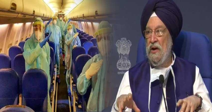 hardeep singh puri 275000 indians back india lockdown vande bharat mission pragnt