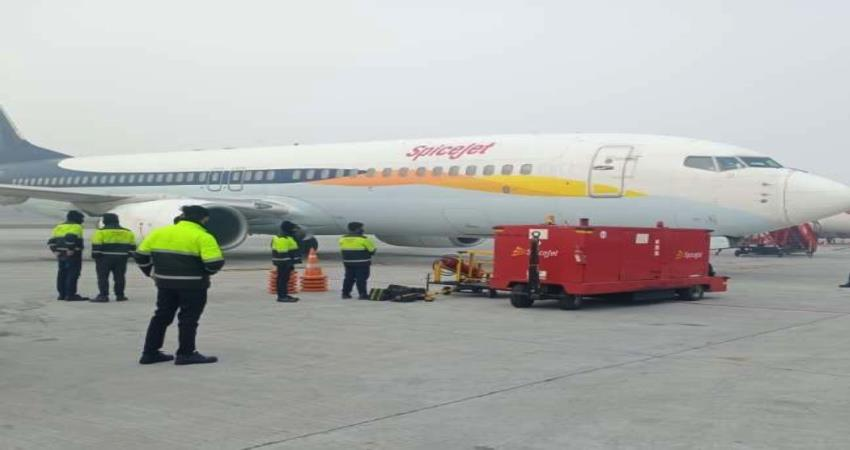 first consignment of corona vaccines arrived in delhi security increased at igi airport pragnt
