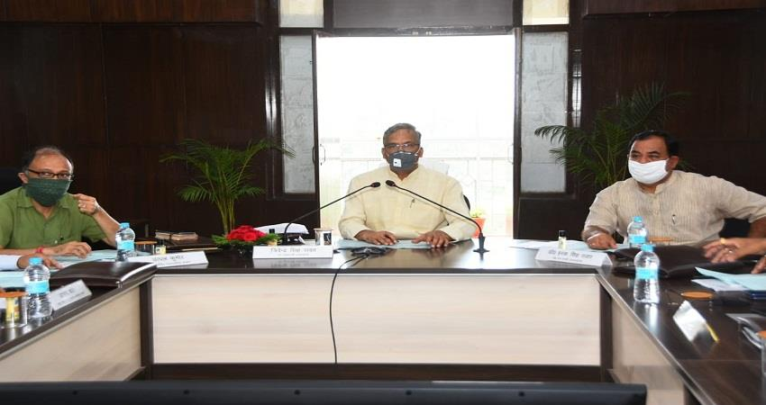 state-wildlife-advisory-board-meeting-chaired-by-cm-trivendra-singh-rawat-sohsnt