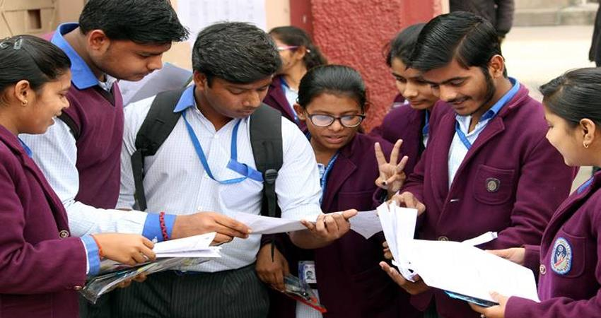 cbse release exam anthem song to relieve stress of children board exam