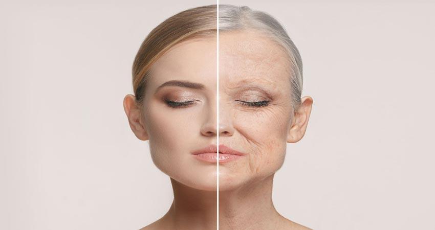some ways to reduce skin aging