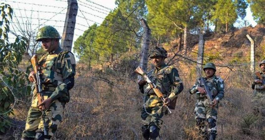 terrorist camp active on loc, 275 terrorists can enter