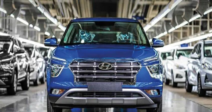 hyundai motors production start lockdown anjsnt