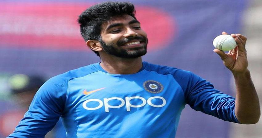 bcci jasprit bumrah, bowler selected for pali umrigar award