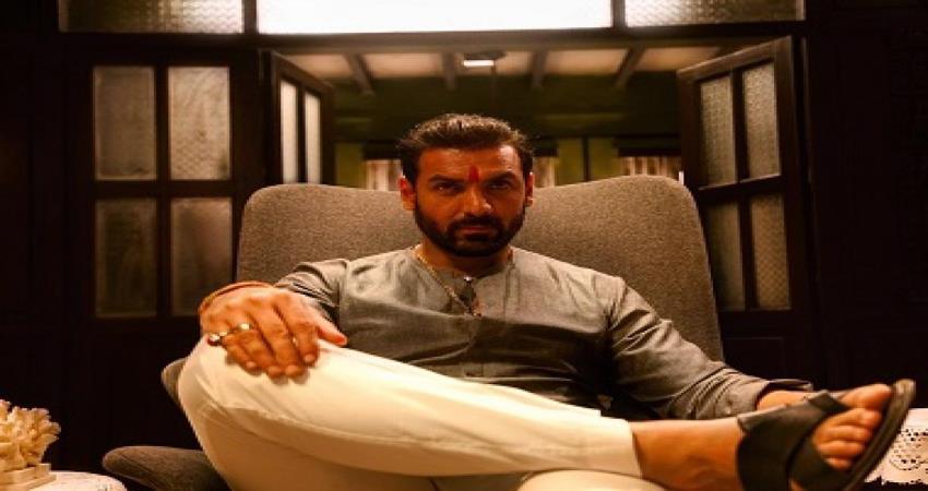 john abraham look viral from his upcoming film mumbai saga