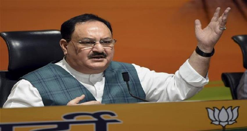jp nadda said on agricultural bills, discussion with akali dal pragnt