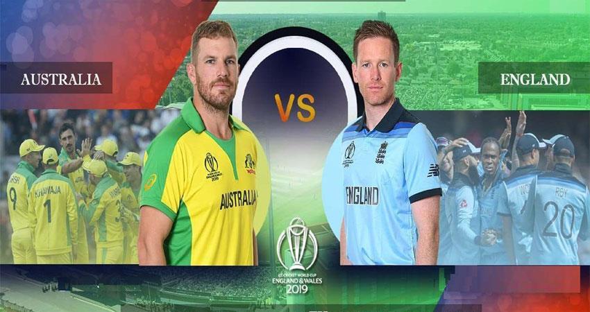 world cup 2019 australia vs england 2nd semi final live score updates