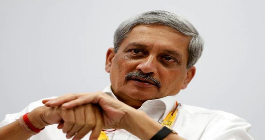 manohar parrikar film biopic goa chief minister defence minister modi govt