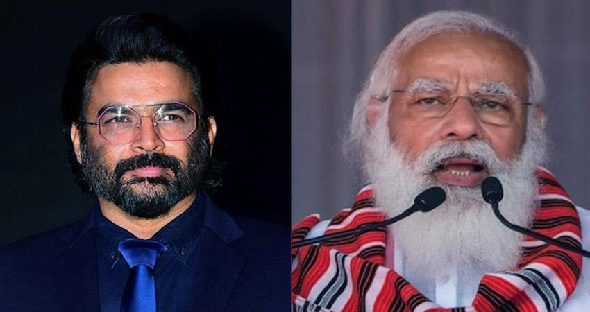 pm narendra modi praises r madhavan rocketry sosnnt