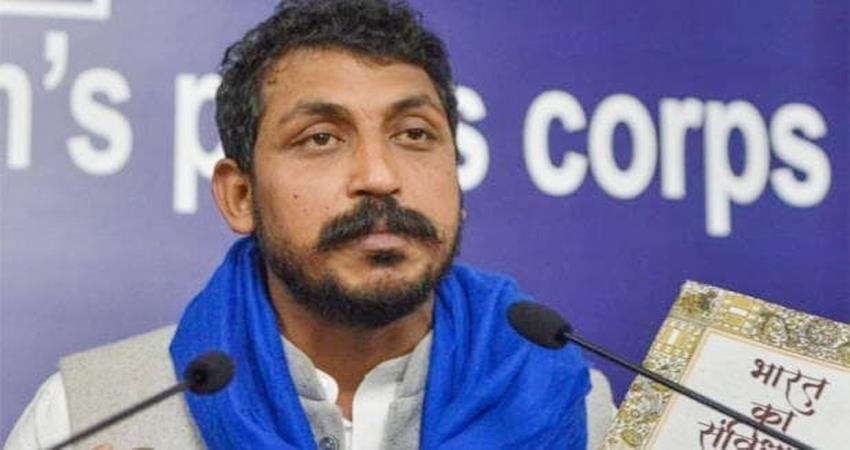 chandrashekhar azad appeals to supreme court against caa