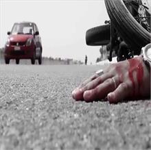 नाबालिग कार चालक ने कई वाहनों को मारी टक्कर, बुरी तरह घायल हुए लोग
