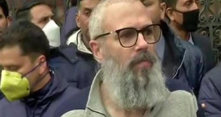 jammu and kashmir omar abdullah released today after 7 months of house arrest