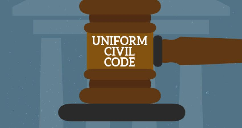 uniform civil code: will it remain only on paper? musrnt