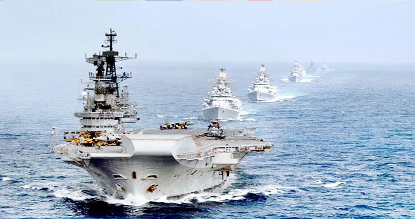 the situation in south china sea is important for indian security djsgnt
