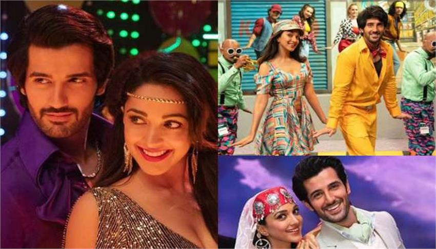 the song dil tera from the film indu ki jawani was released watch the video anjsnt