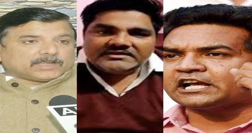 bjp leader kapil mishra attack on aam aadmi party tahir hussain ib ankit sharma death