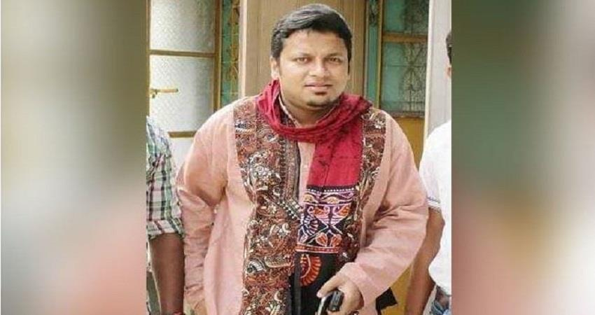 police-complaint-bjp-new-national-secretary-bengal-anupam-hazra-covid-hug-cm-mamata-prsgnt