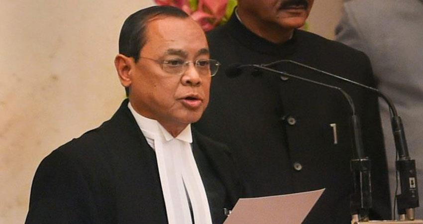 ranjan gogoi supreme court  rti transparency