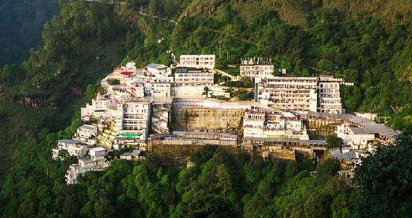 vaishnodevi temple amidst corona havoc will deliver offerings to devotees via post rkdsnt