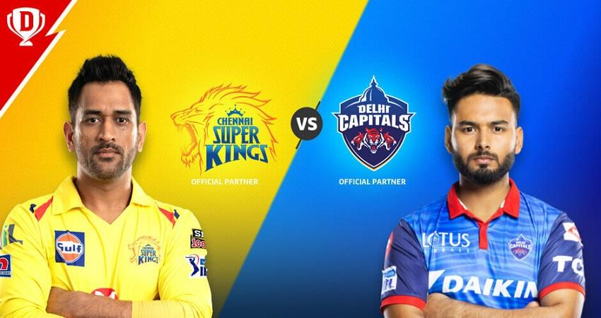live ipl 2020 34th match delhi capitals chennai super kings shreyas iyer sobhnt